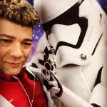star Wars Como me divierto en mi trabajo