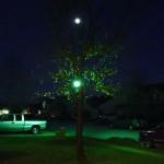 Super Noche Luna Llena temperaturas fras 39 grados