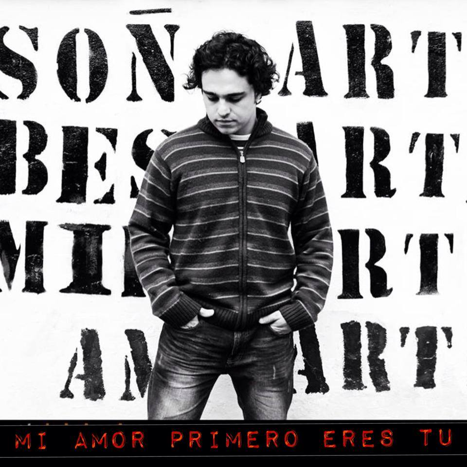 Imagen promoci+¦n MI AMOR PRIMERO ERES TU Santiago Merch+ín