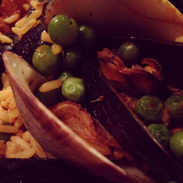 Discípulado Isacar #gastronomia #buencomer #paella