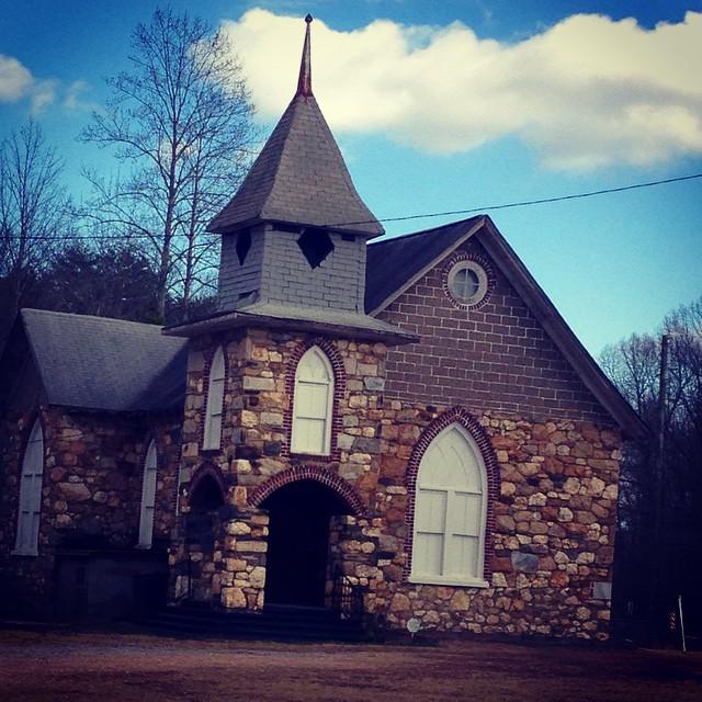 #estructuras #diseños Esta Iglesia Captó mi atención