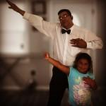 Cuando tu hija hace todo lo que ve de ti!paternidadhellip