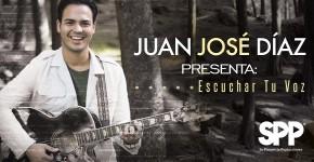 Juan José Díaz presenta Escuchar tu voz